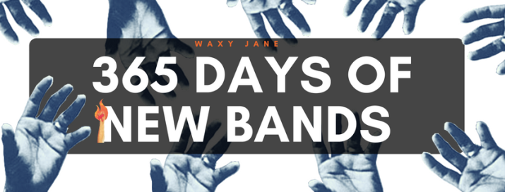 365 days of band discovery